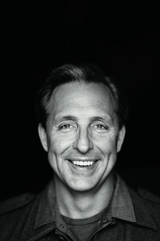 Дейв Эспри, 48 лет