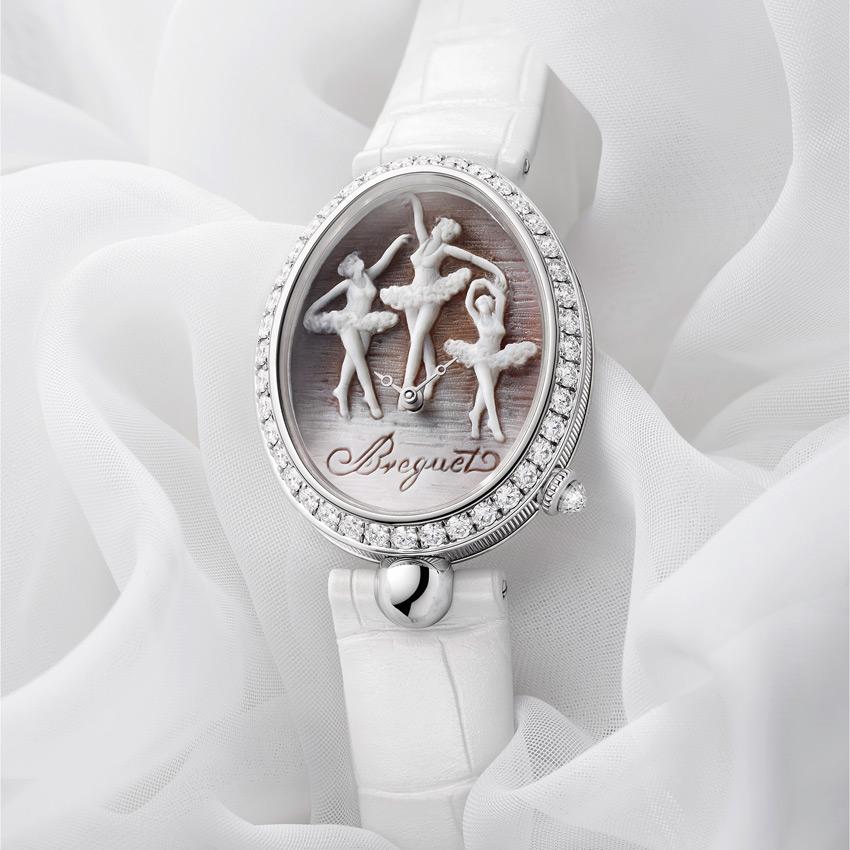 Часы Reine de Naples 8958 Cammea Ballerina