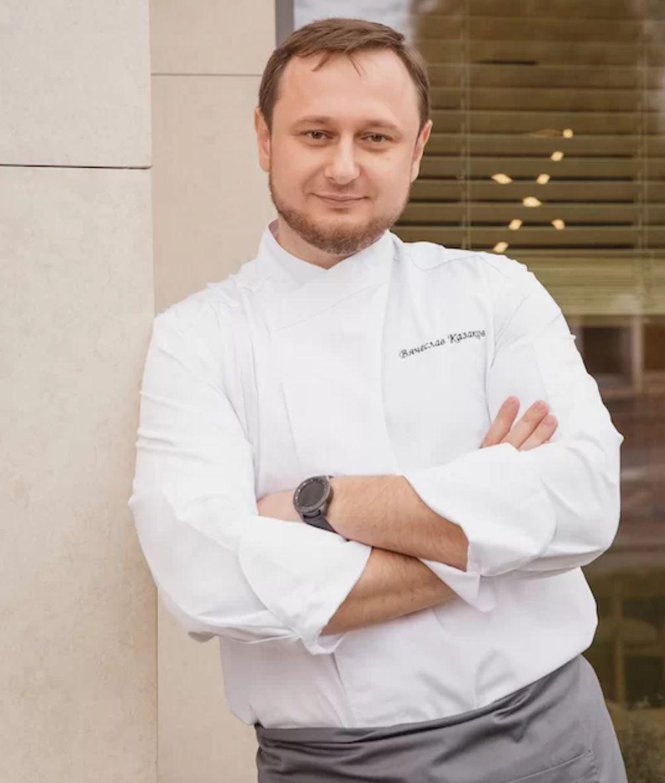 Вячеслав Казаков, владелец ресторана
