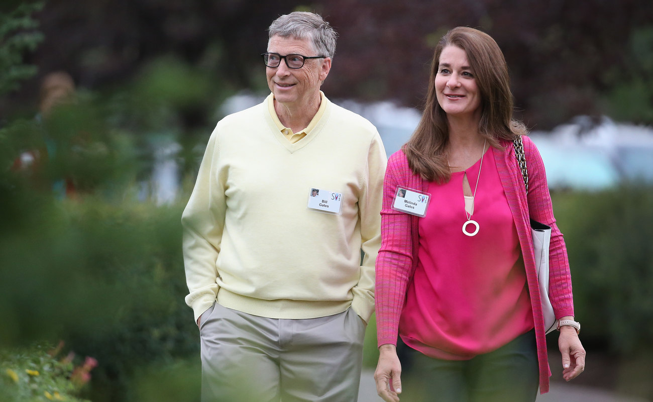 Билл иМелинда Гейтс