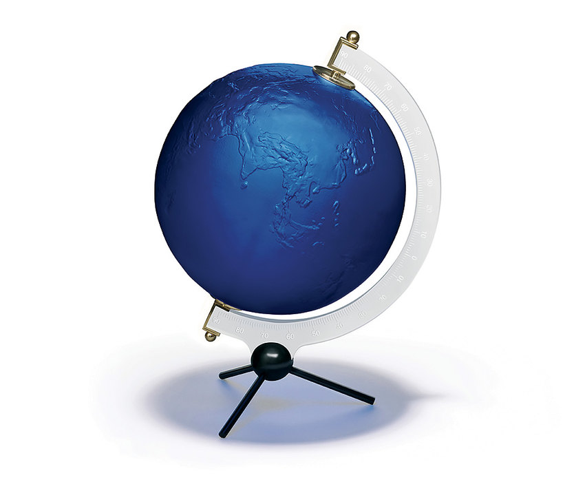 «La Terre Bleue»,