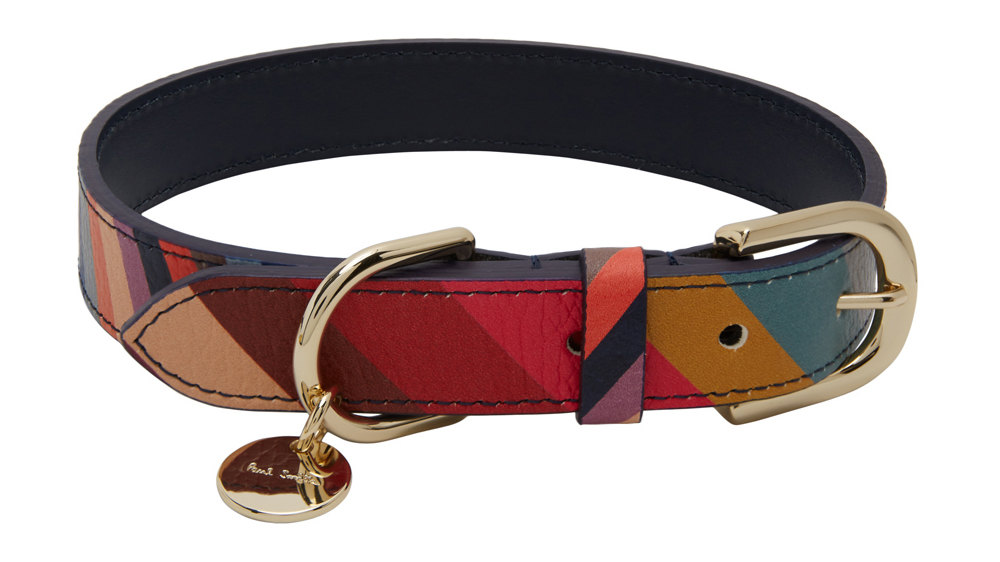 Paul Smith Multicolor Swirl Collar