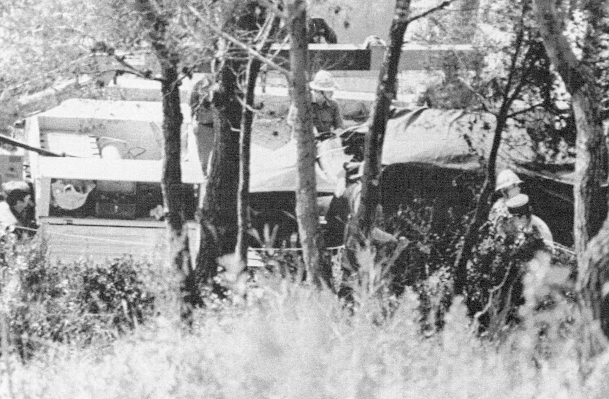 Место гибели Грейс Келли
