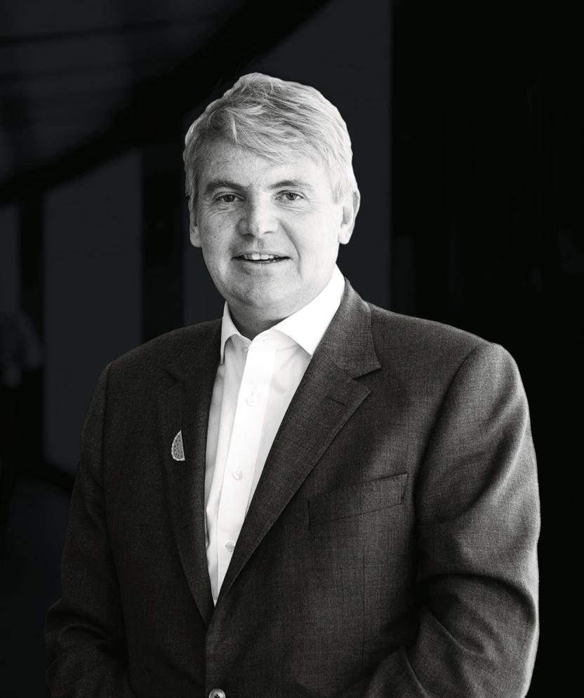 Джим Меллон, 63 года