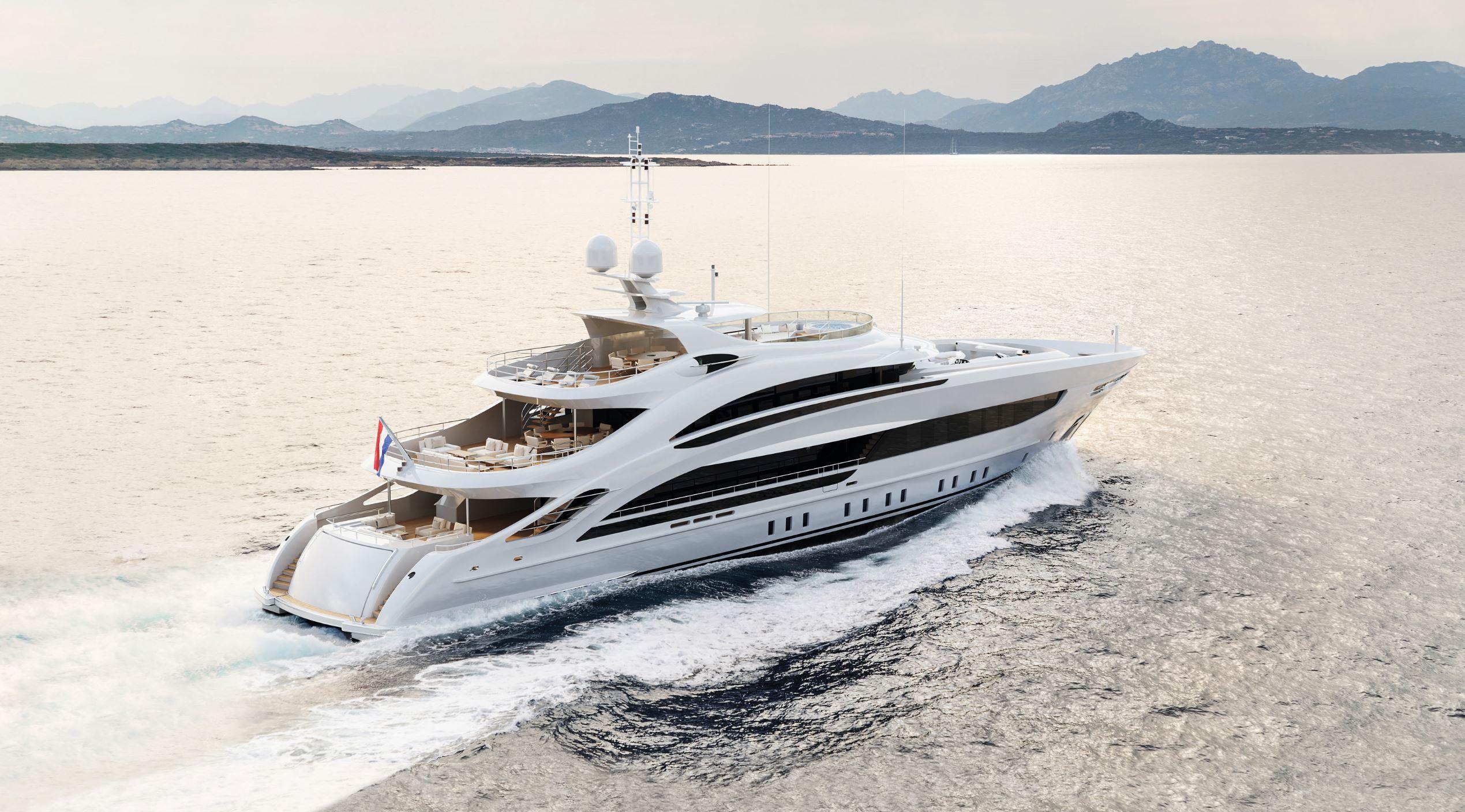 Во время пандемии Heesen Yachts непрекращала работу надяхтами, заложенными насобственные средства. Так, 50-метровая стальная Project Aura доступна дляпокупки ибудет готова воктябре этого года