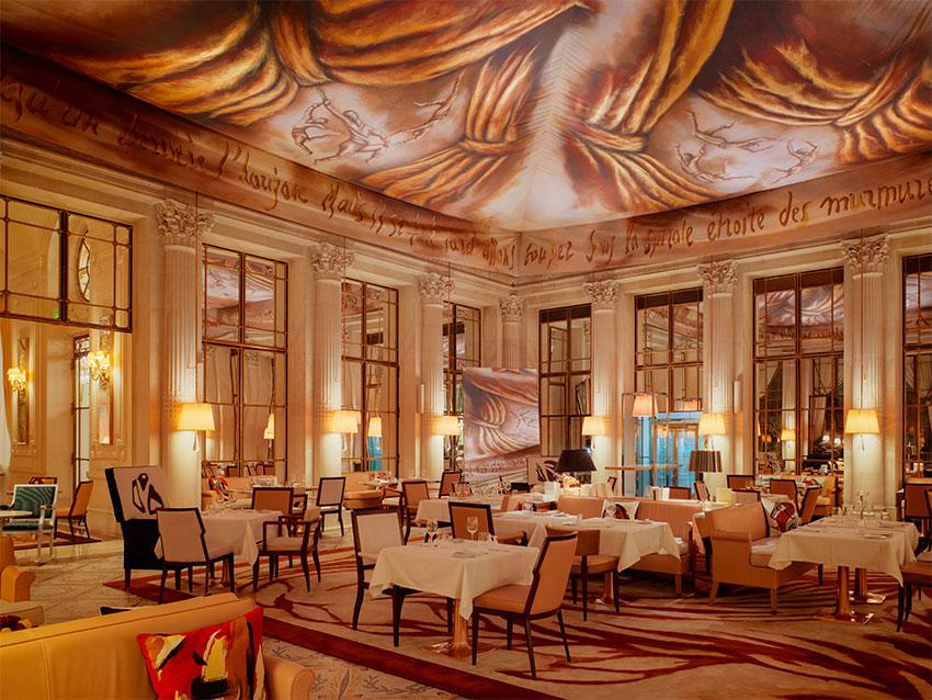 картинки богатые рестораны