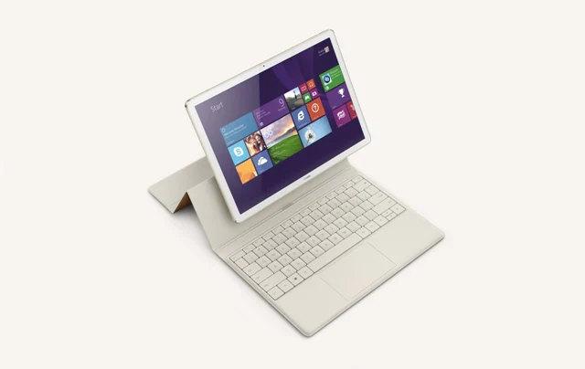Дебютный ноутбук Huawei излинейки MateBook