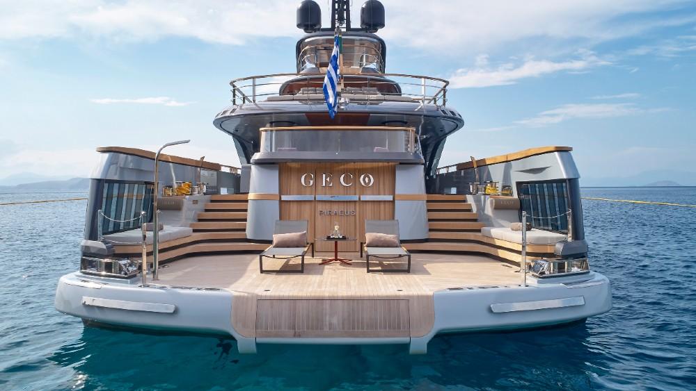 Яхта Geko
