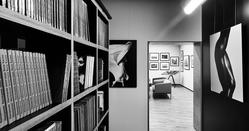 Библиотека Галереи Lumiere