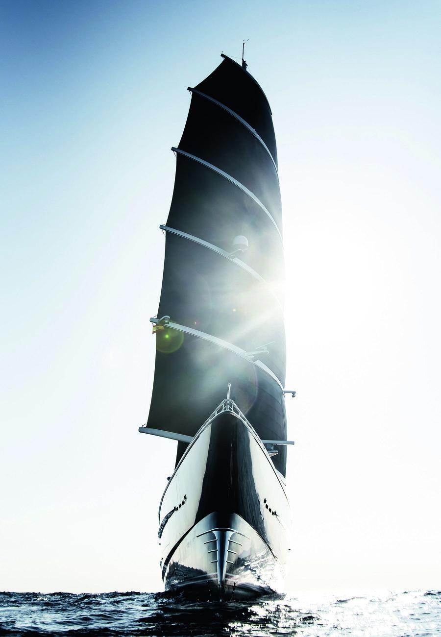 Black Pearl (106 м, Oceanco, 2018)