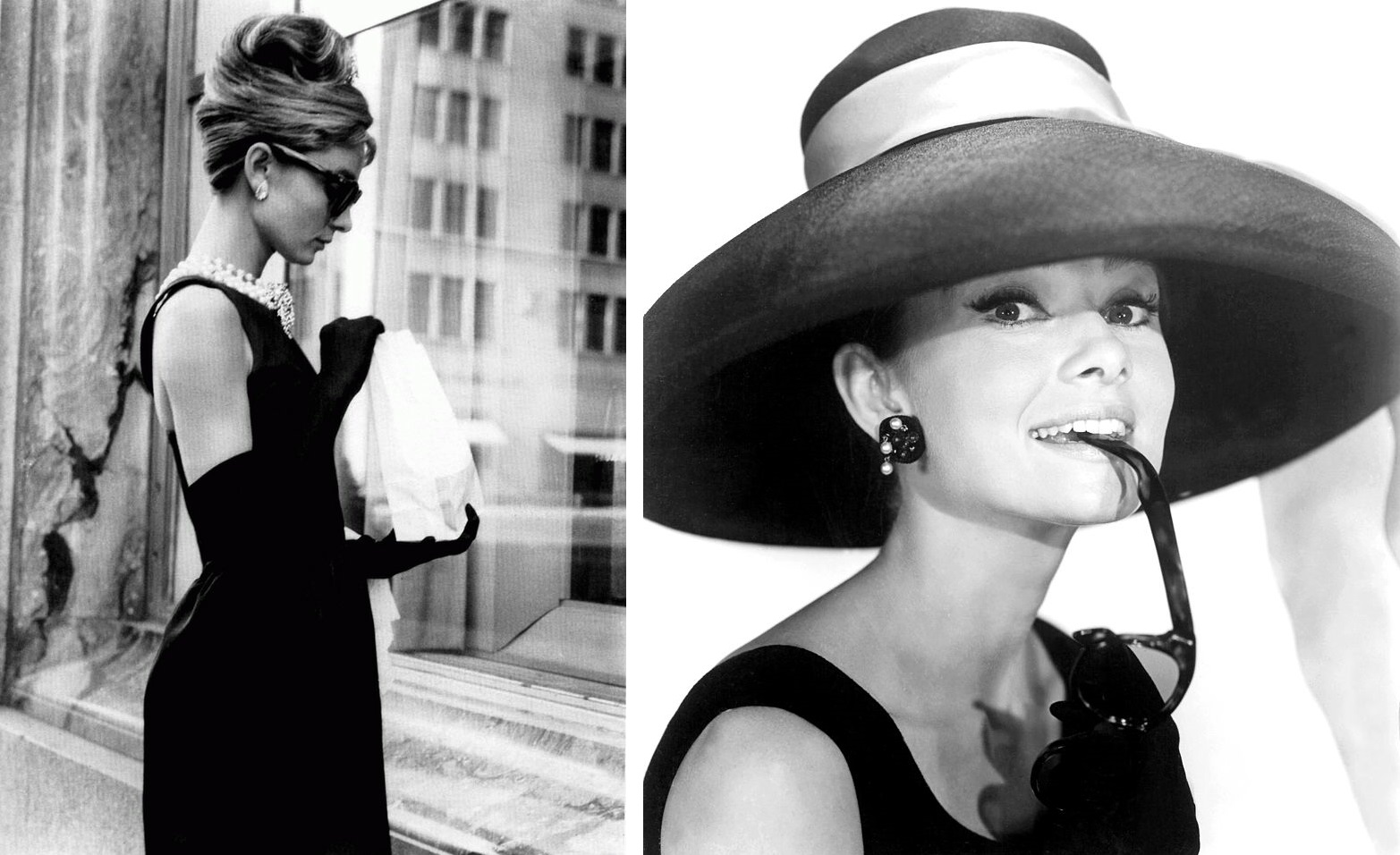 Одри Хепберн вкартине «Завтрак уТиффани»
