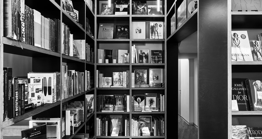 Книжный магазин Галереи Lumier