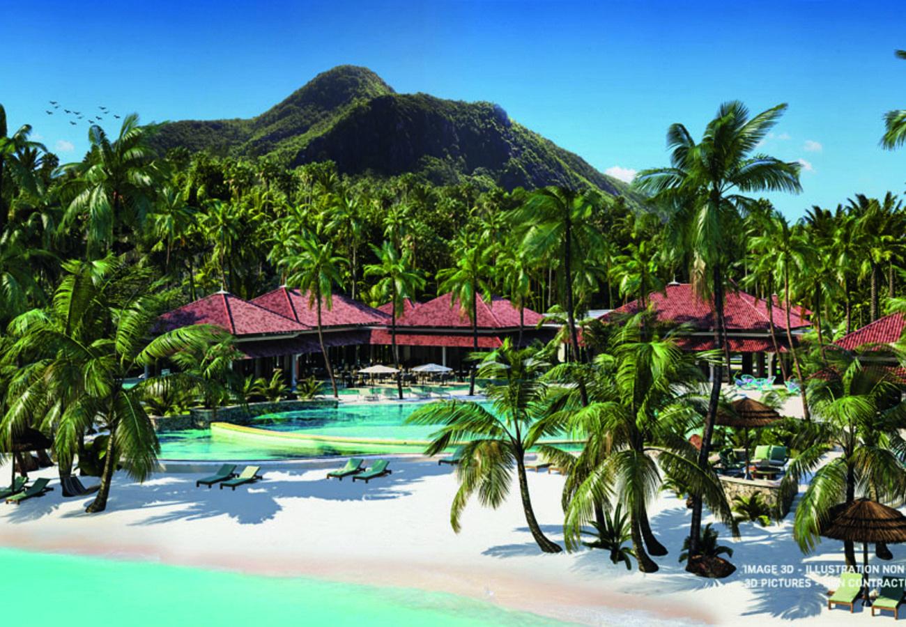 Виллы Club Med Seychelles