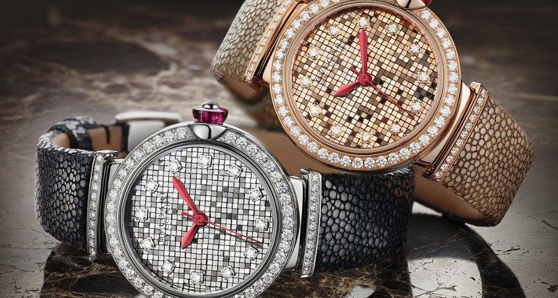 Часы месяца - Bvlgari Lvcea Mosaique