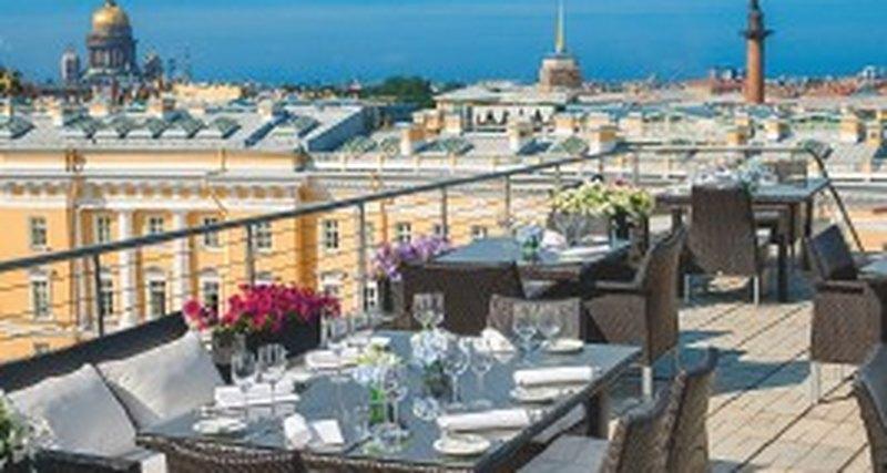 Отели вСингапуре, Санкт-Петербурге, Риме иШотландии