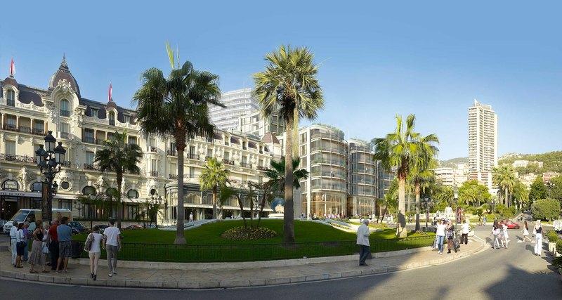 В Монако завершилось строительство комплекса резиденций
