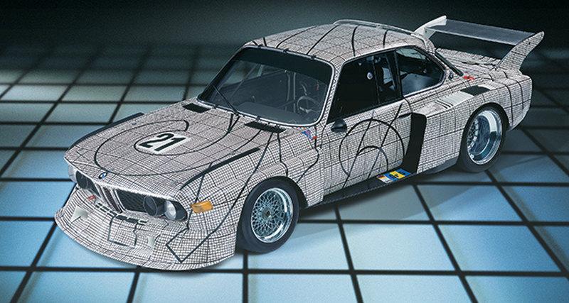 BMW Group - партнер Art Basel вГонконге