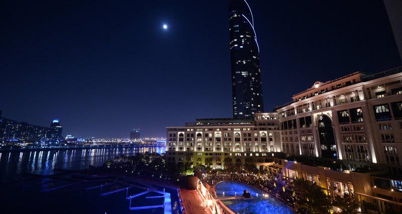 В Дубае состоялось торжественное открытие отеля Palazzo Versace Dubai