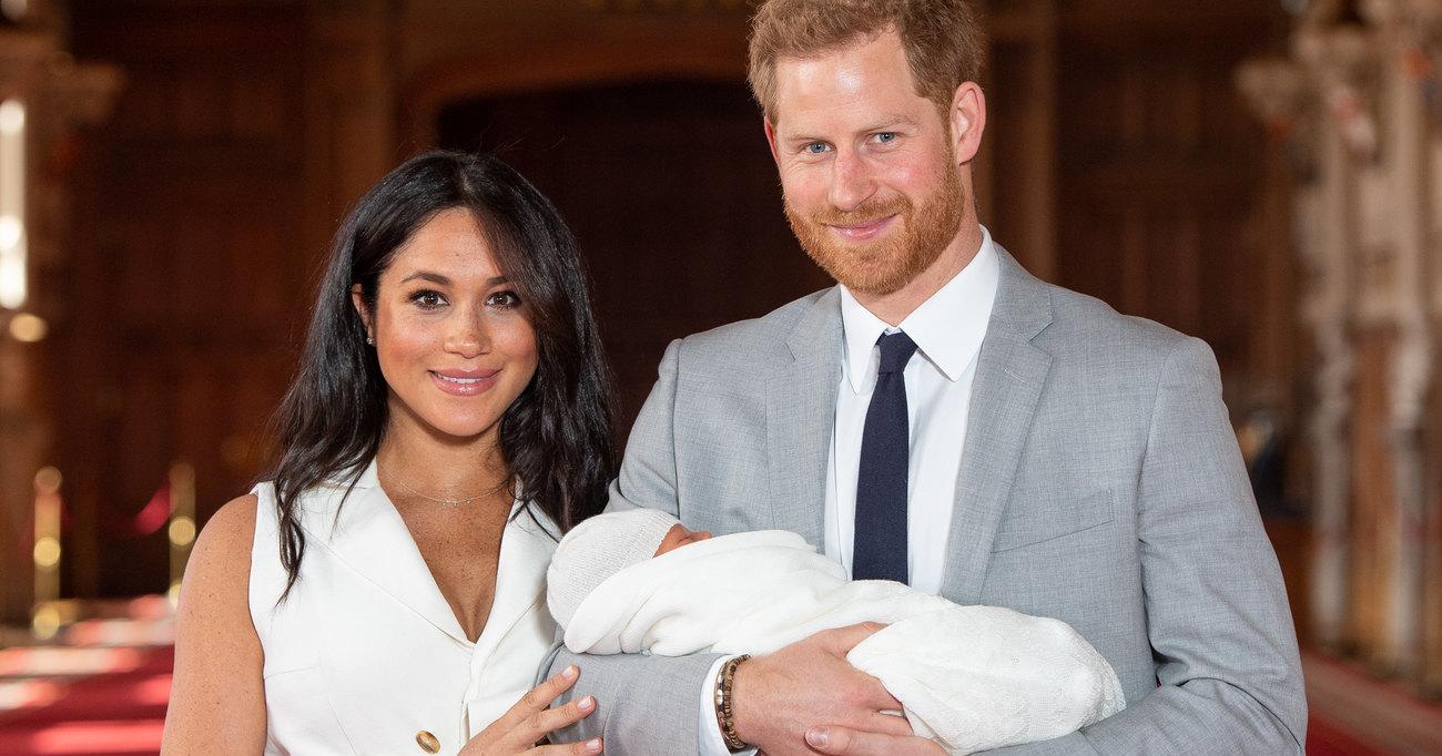 Меган Маркл родила дочь. Вот какое имя дали девочке | Журнал Robb Report