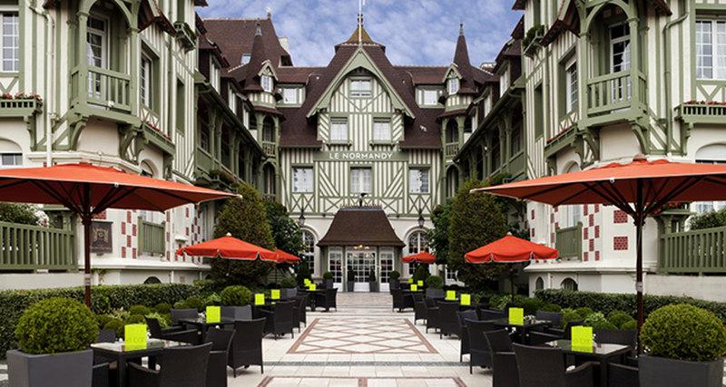 29 апреля заново откроется обновлённый Hôtel Barrière Le Normandy Deauville