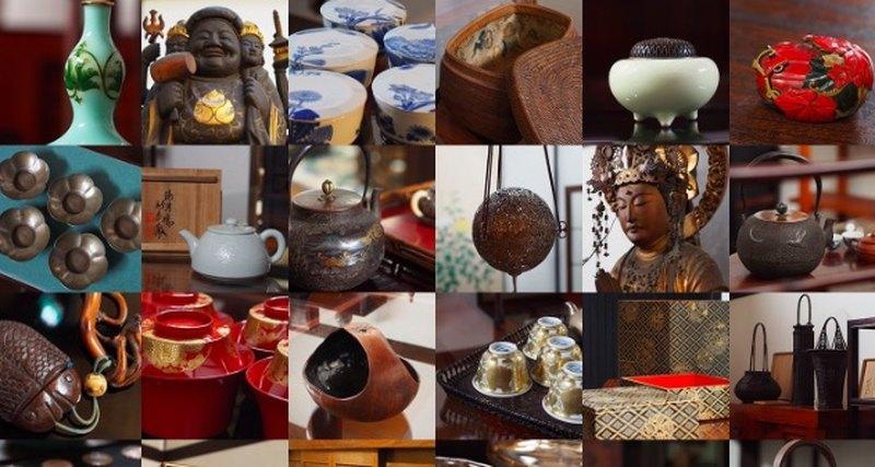 Антикварная ярмарка вКиото: сторговать легенду
