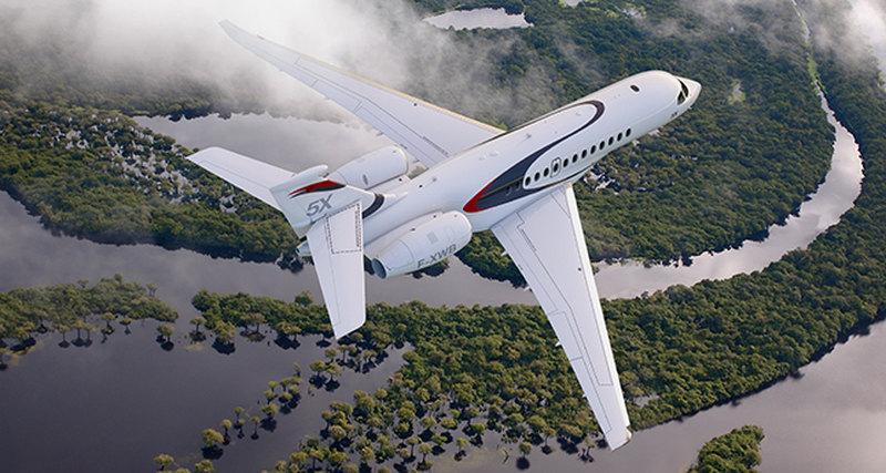 От дорогих ипрестижных джетов Gulfstream докомпактного вертолёта Bell