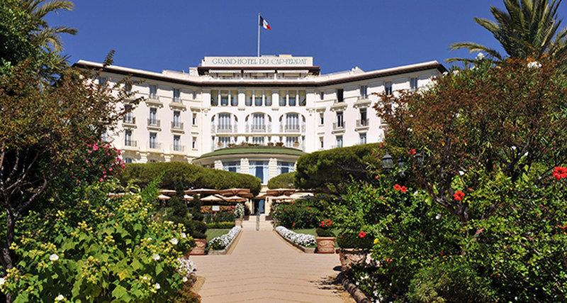 Grand-Hotel Du Cap-Ferrat, a Four Seasons Hotel открывает весенний сезон