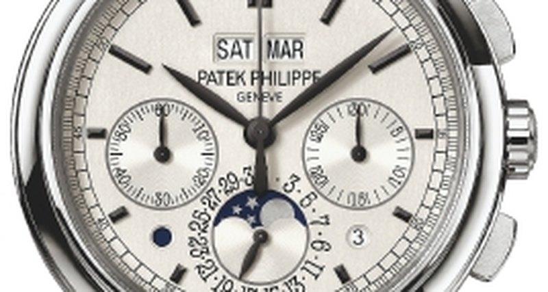 Хронограф Patek Philippe