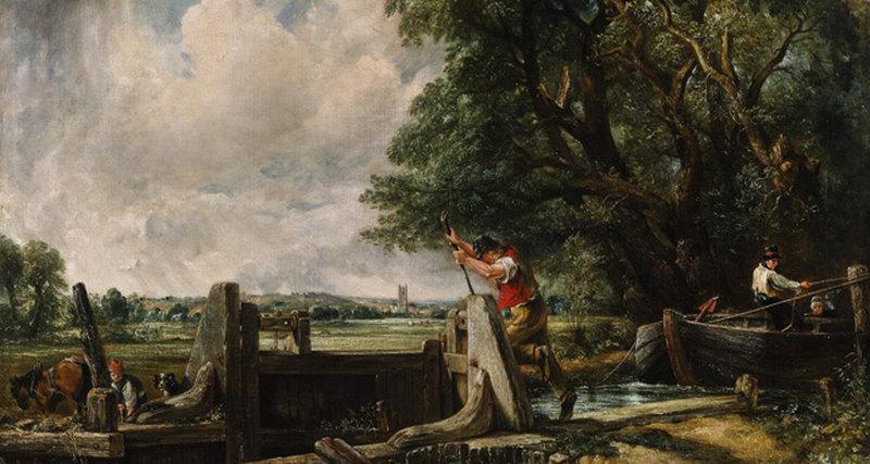 9 декабря Sotheby's удивит самым знаменитым творением Джона Констебля