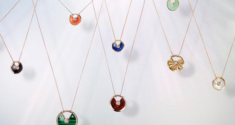 Коллекция Amulette de Cartier пополнится новыми изделиями