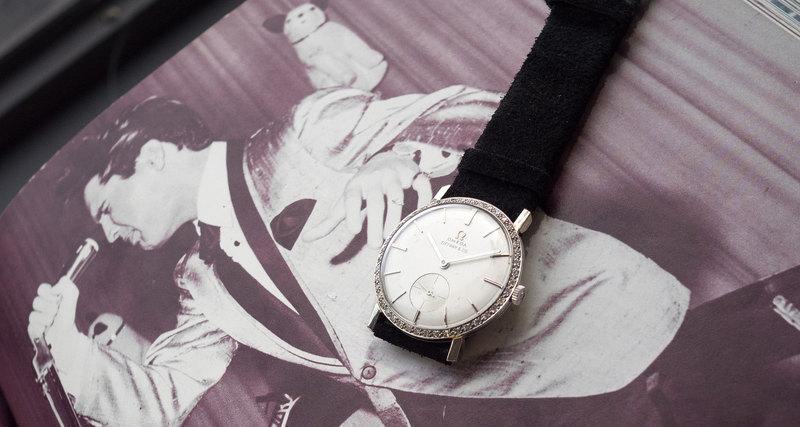 Сколько стоят часы Элвиса