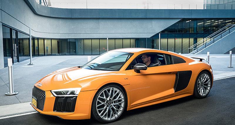 Audi SQ7 вголливудском фильме «Первый мститель: Противостояние»
