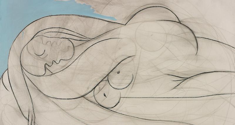 Обнаженная муза: работа Пикассо выставлена нааукцион