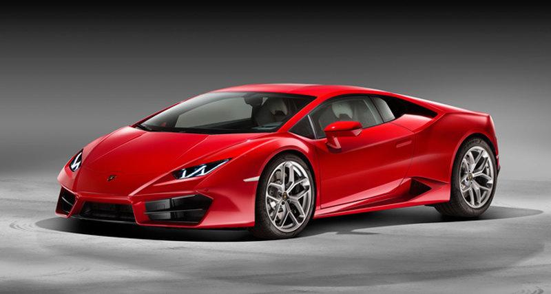 Вышел новый Lamborghini Huracán LP 580-2