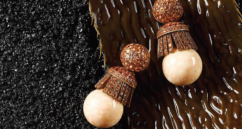 7 необычных украшений изжемчуга