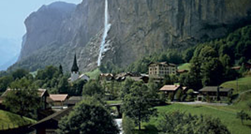 Швейцария навсегда