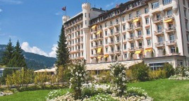 Palace Hotel Gstaad, Швейцария