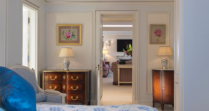 The Ritz London представляет новый Green Park Signature Suite