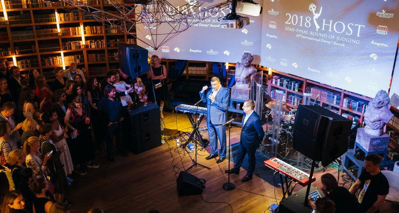 В Москве выбрали финалистов International Emmy Awards
