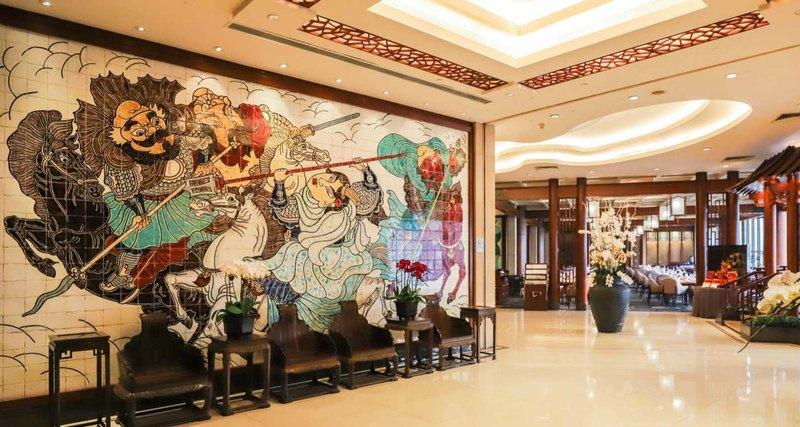Отель LN Garden - один изсимволов процветания Гуанчжоу