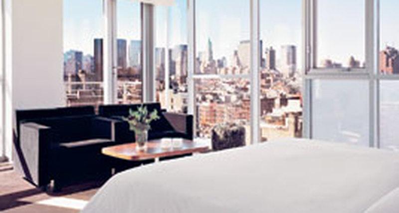 Новый отель вNYC