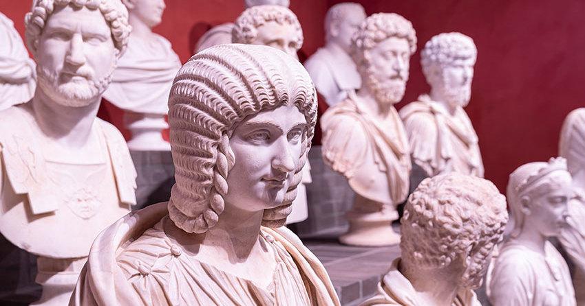«Мрамор Торлонии. Собрание Шедевров»: в Риме открылась уникальная выставка
