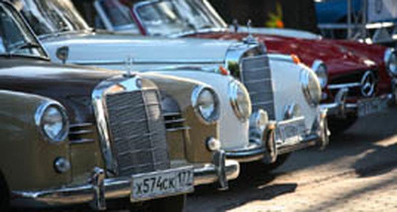 «Robb Report Россия» напразднике автомобильной классики