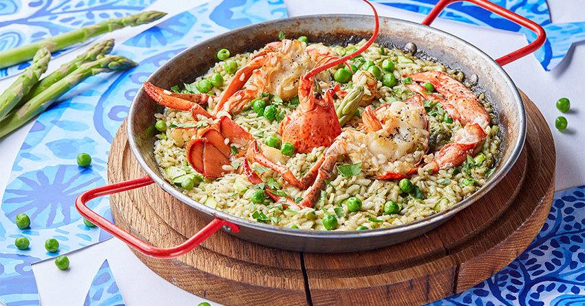 Фестиваль Lobster Party в ресторане «Магадан»