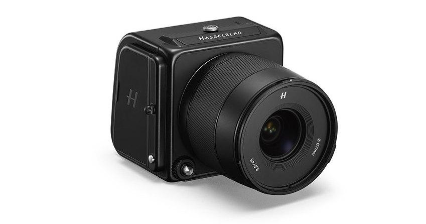 Новая версия фотокамеры Hasselblad 907X