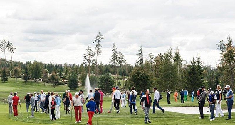 Турнир BCS Ultima Golf Сup