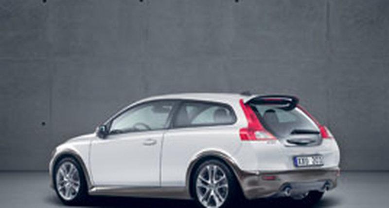 Volvo C30 спорткупе