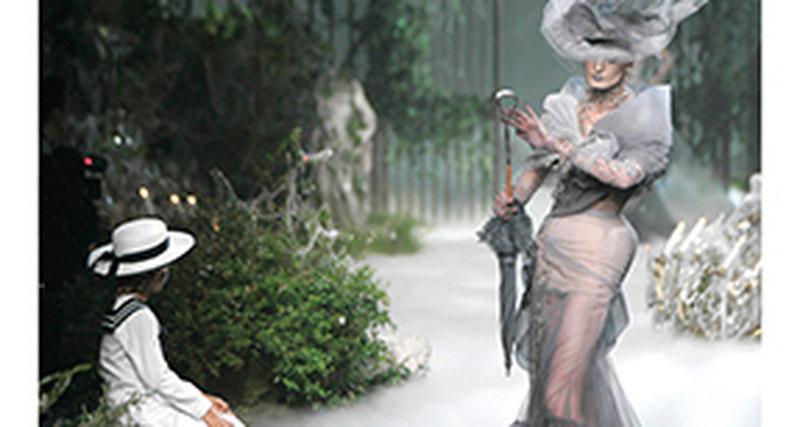 Выставка Christian Dior & Granville