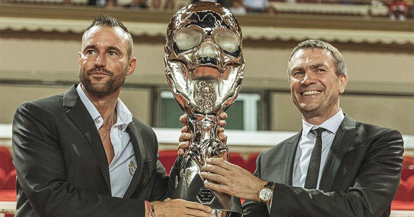 В Монако прошёл первый матч за трофей Philipp Plein Cup