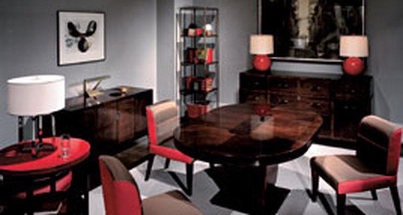 Дом: Мебель